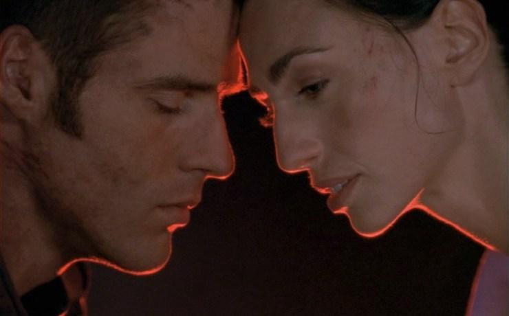 John Crichton Aeryn Sun Farscape best science fiction love story