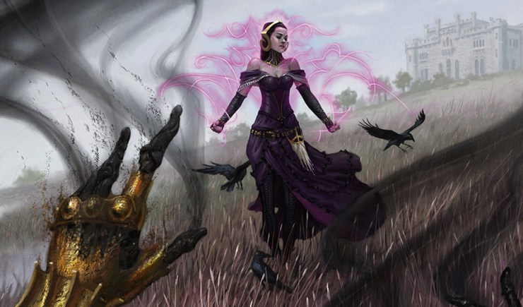 "Blog Post Featured Image - Read Martha Wells' Serialized Magic: The Gathering Story ""Return to Dominaria""!"