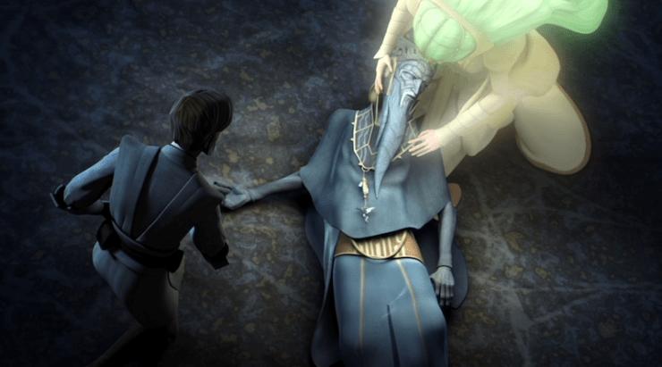 Star Wars: The Clones Wars, Mortis trilogy