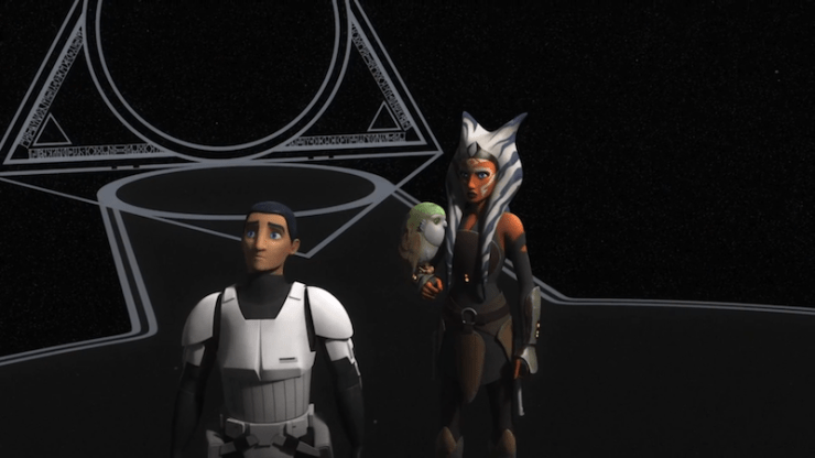 Star Wars: Rebels, A World Between Worlds