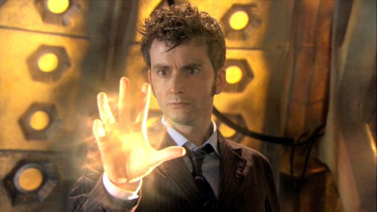 Doctor Who, tenth doctor, regeneration