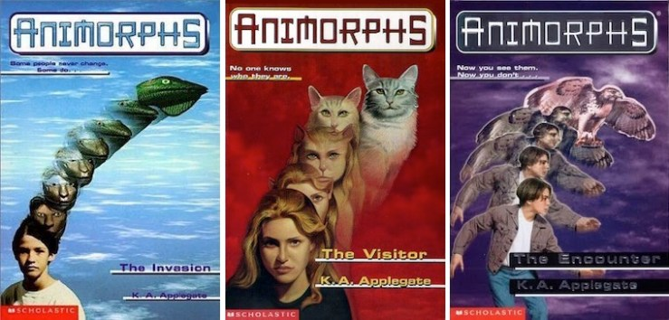 why the animorphs are overdue for a revival tor com
