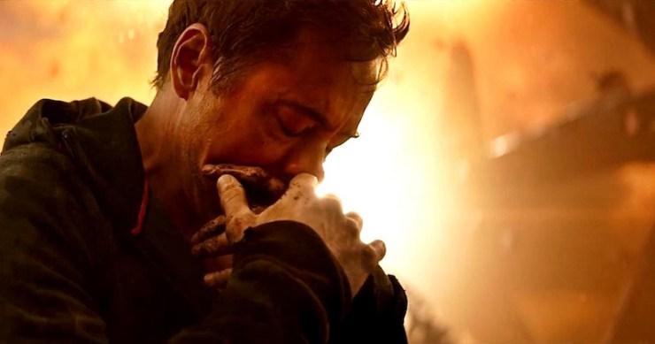 Avengers: Infinity War, Tony Stark