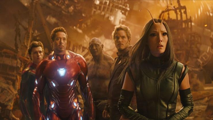 Avengers: Infinity War spoiler review Mantis Drax