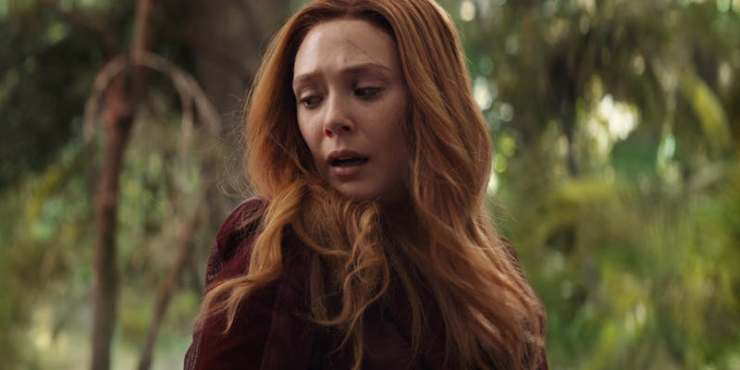 Avengers: Infinity War spoiler review Wanda Scarlet Witch
