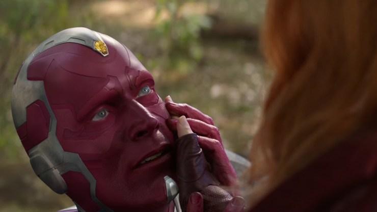 Avengers: Infinity War spoiler review Vision