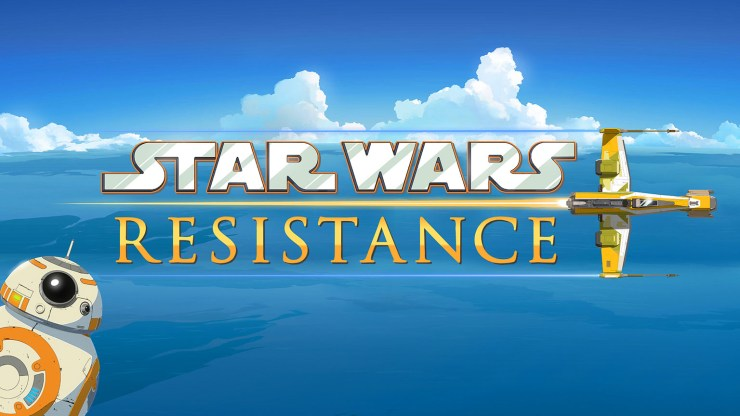 Blog Post Featured Image - Lucasfilm Announces Star Wars Resistance Animated TV Series