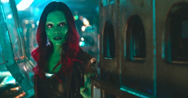 Thanos Family Problems: It's Time To Talk About Marvel's Gamora Problem