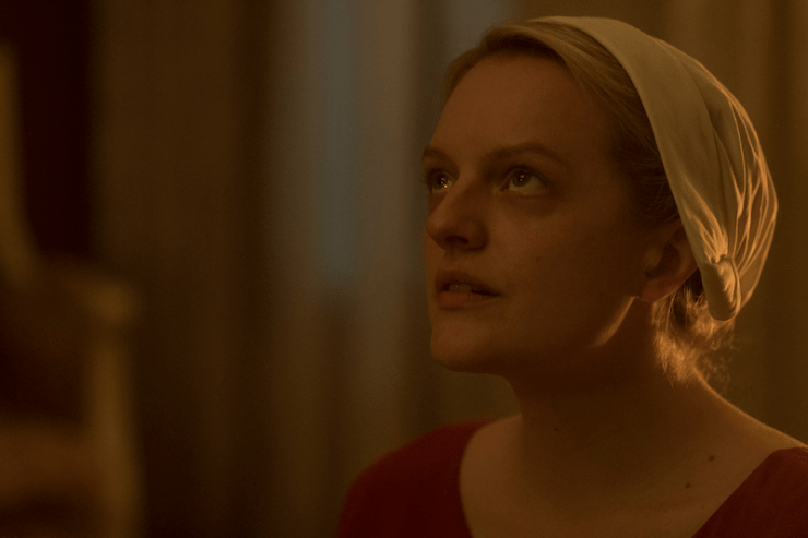 """The Handmaid's Tale 204 """"Other Women"""" television review giving up"""