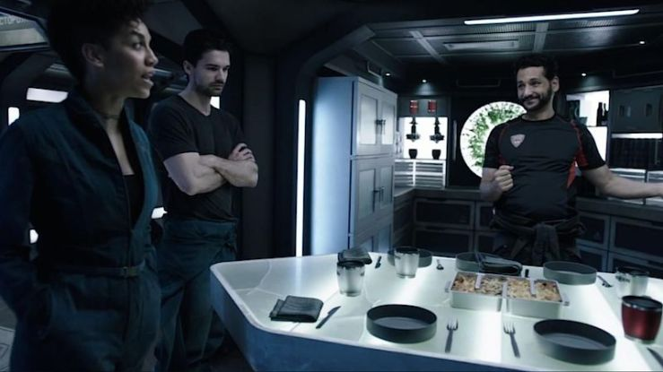 Blog Post Featured Image - The Roci will Fly Again! The Expanse Picked Up by Amazon