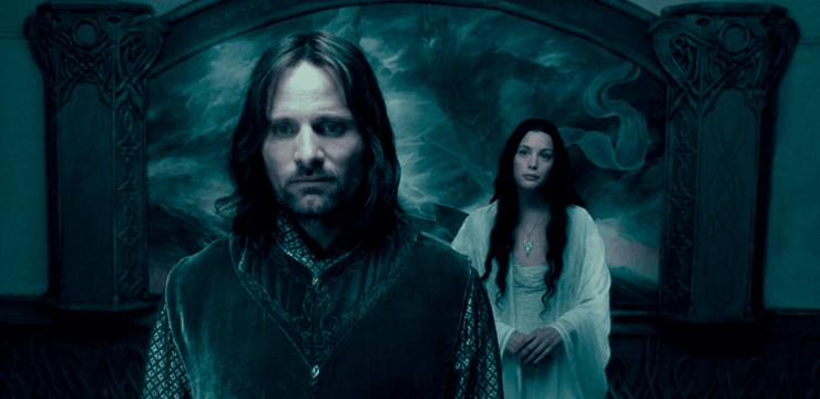 what stories could an Aragorn-centric Amazon LOTR Lord of the Rings series tell