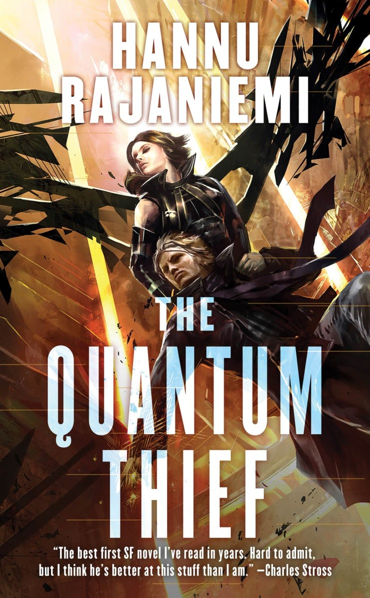 The Quantum Thief Hannu Rajaniemi