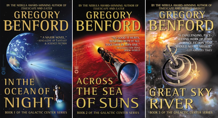 Man Against Machine: Great Sky River by Gregory Benford