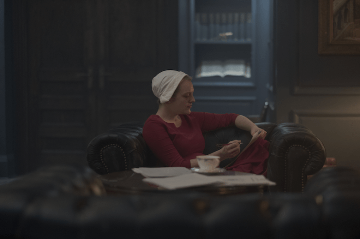 The Handmaid's Tale 208 Women's Work television review