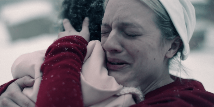 The Handmaid's Tale 210 The Last Ceremony television review Hannah