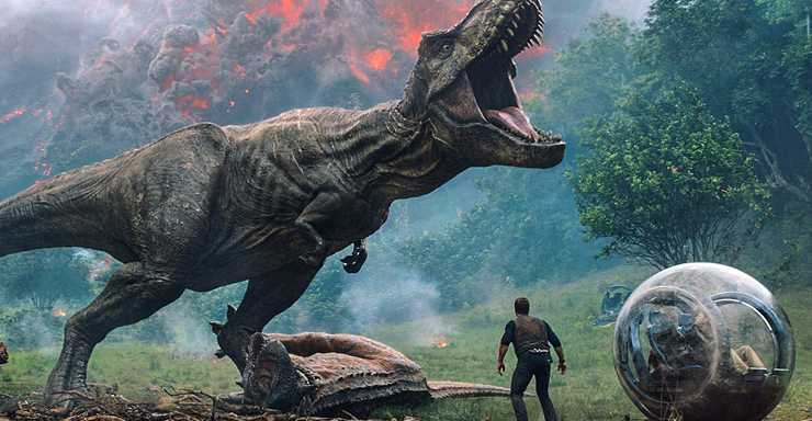 Blog Post Featured Image - Jurassic World: Fallen Kingdom Breathes New Life into the Franchise