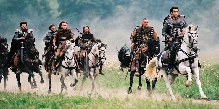 Bruckheimer Make Boom With The Real King Arthur 2004 Tor Com