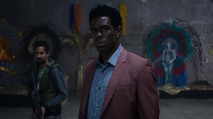 Rage in the Cage — Marvel's Luke Cage Season 2, Episodes 1-4