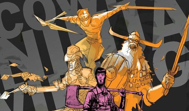 Cowboy Ninja Viking adaptation Chris Pratt