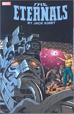 Eternals adaptation MCU Thanos