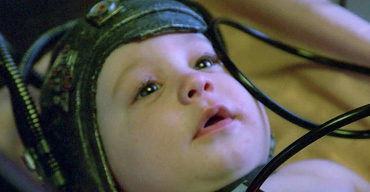 Baby Borg - Star Trek Borg Fan Art (30946868) - Fanpop  |Borg Baby