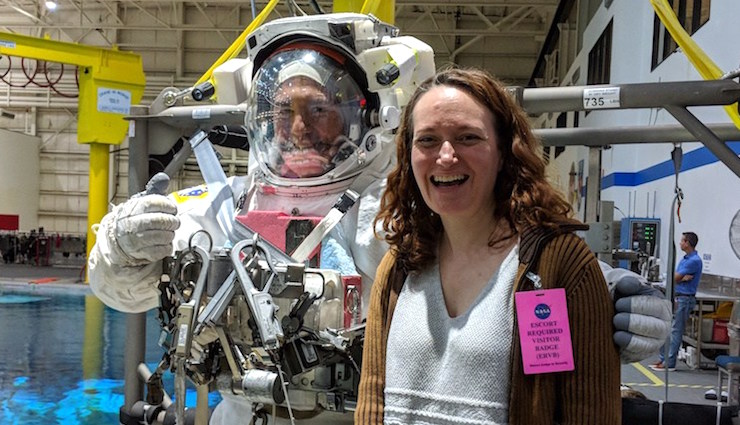 Blog Post Featured Image - Five Really Cool Things I Learned at NASA