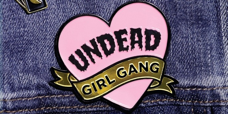 Blog Post Featured Image - Impractical Magic: Lily Anderson's Undead Girl Gang