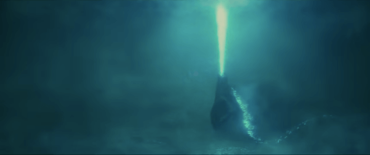 Godzilla: King of the Monsters trailer SDCC 2018 Mothra Rodan King Ghidorah