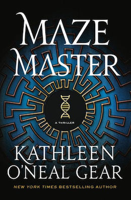 Maze Master by Kathleen O'Neal Gear