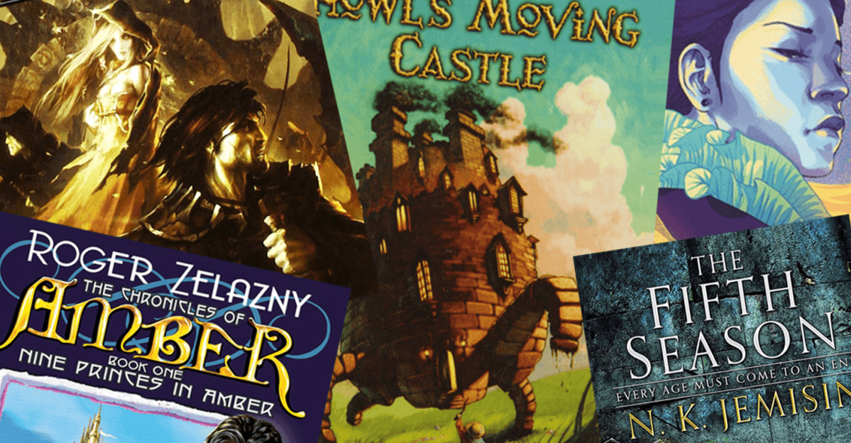 Five Books About Ridiculously Powerful Wizards | Tor com