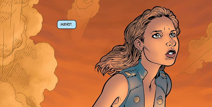 Six Big Questions About the Buffy the Vampire Slayer Revival | Tor com