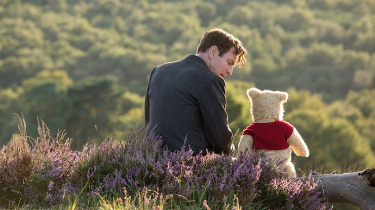 Christopher Robin, Winnie the Pooh