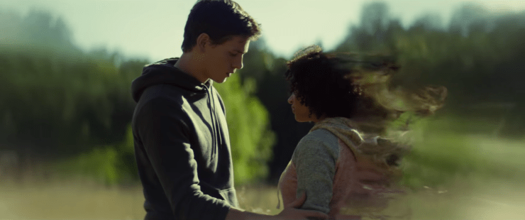 The Darkest Minds movie review YA dystopia adaptation