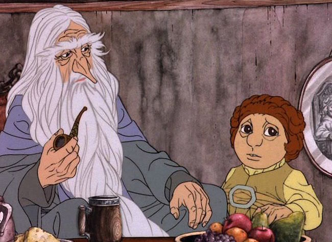The hobbit 1977 part 1