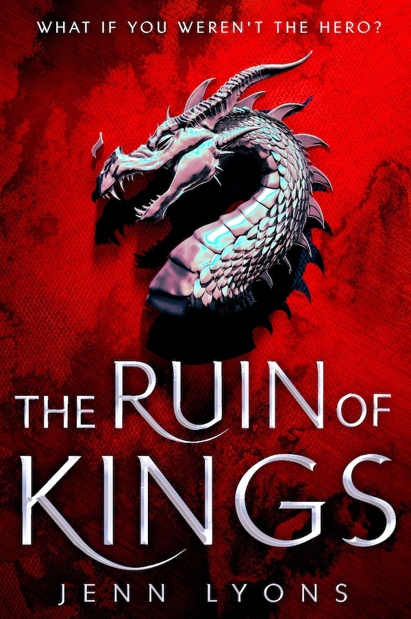 Ruin of Kings Jenn Lyons UK cover