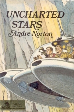 Blog Post Featured Image - Blowing Up Assumptions (and Other Things): Andre Norton's Uncharted Stars