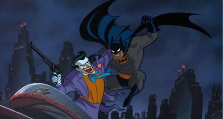 Batman: The Animated Series, Batman, Joker