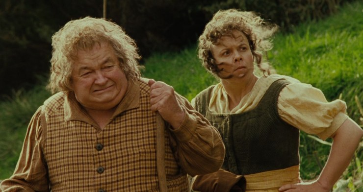 Hobbits, the Proudfoots