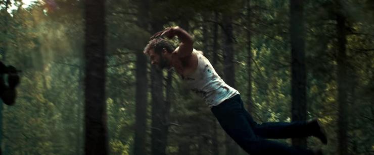 trailer, Logan