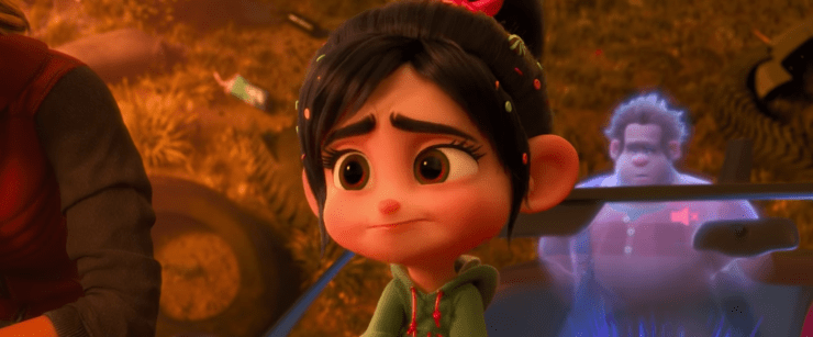 Wreck-It Ralph 2 new trailer Never Gonna Give You Up Rick Astley RickRoll