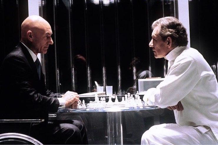 X-Men, Professor X, Magneto