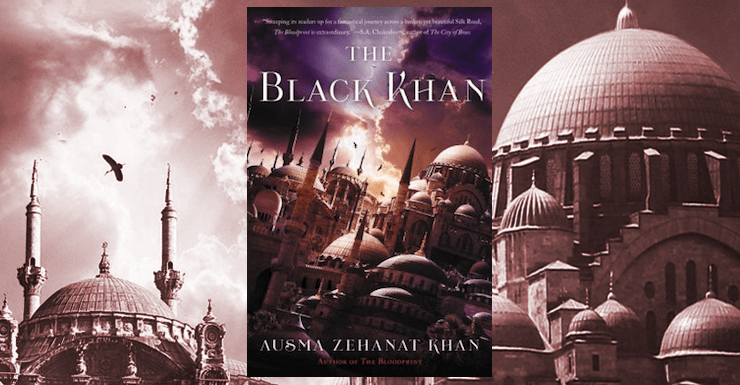 Blog Post Featured Image - The Power of Language: The Black Khan by Ausma Zehanat Khan