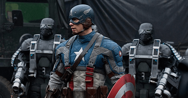 "I don't like bullies"" — Captain America: The First Avenger 