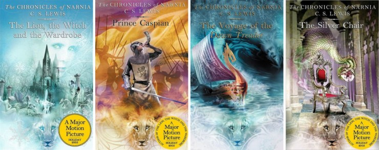 Chronicles of Narnia adaptation Netflix TV movies