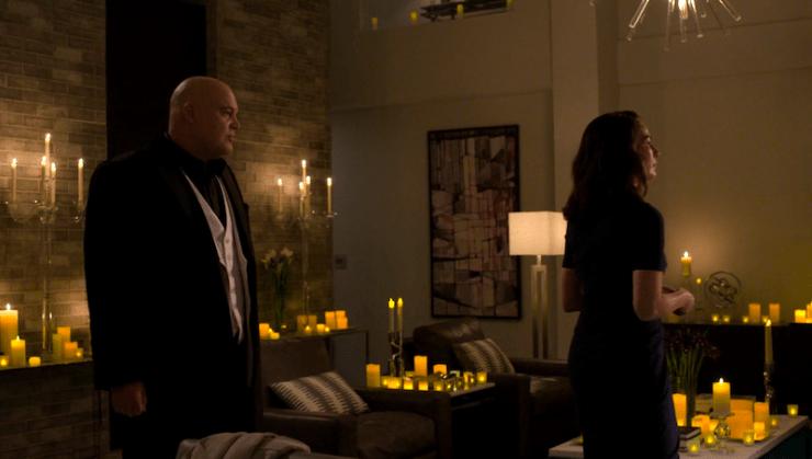 Daredevil, Wilson Fisk, season 3