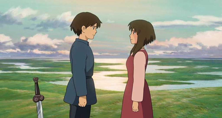 We Could Have Had It All: Studio Ghibli's Tales of Earthsea | Tor.com