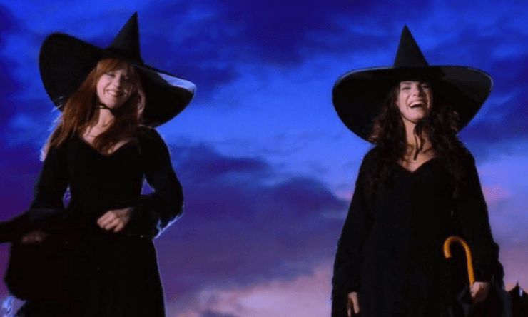 Practical Magic, 1998