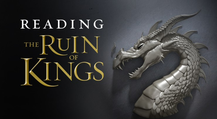 Blog Post Featured Image - Reading The Ruin of Kings: New Beginnings (Prologue & Chapter 1)