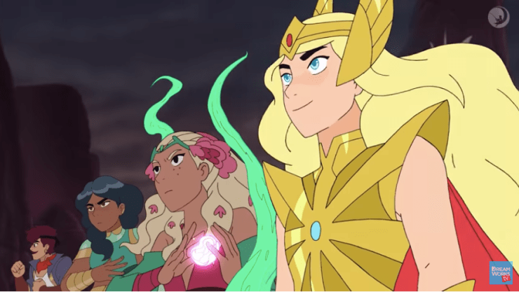She-Ra and the Princesses of Power NYCC 2018 season 1 trailer