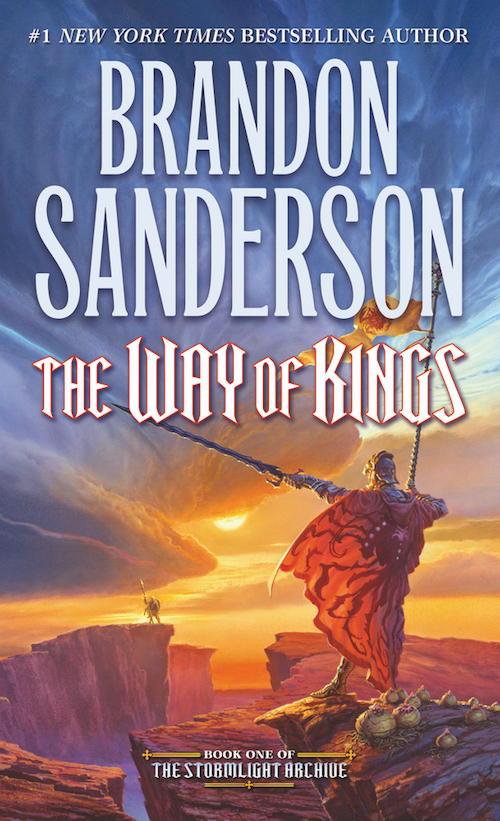 The Way of Kings Brandon Sanderson The Stormlight Archive